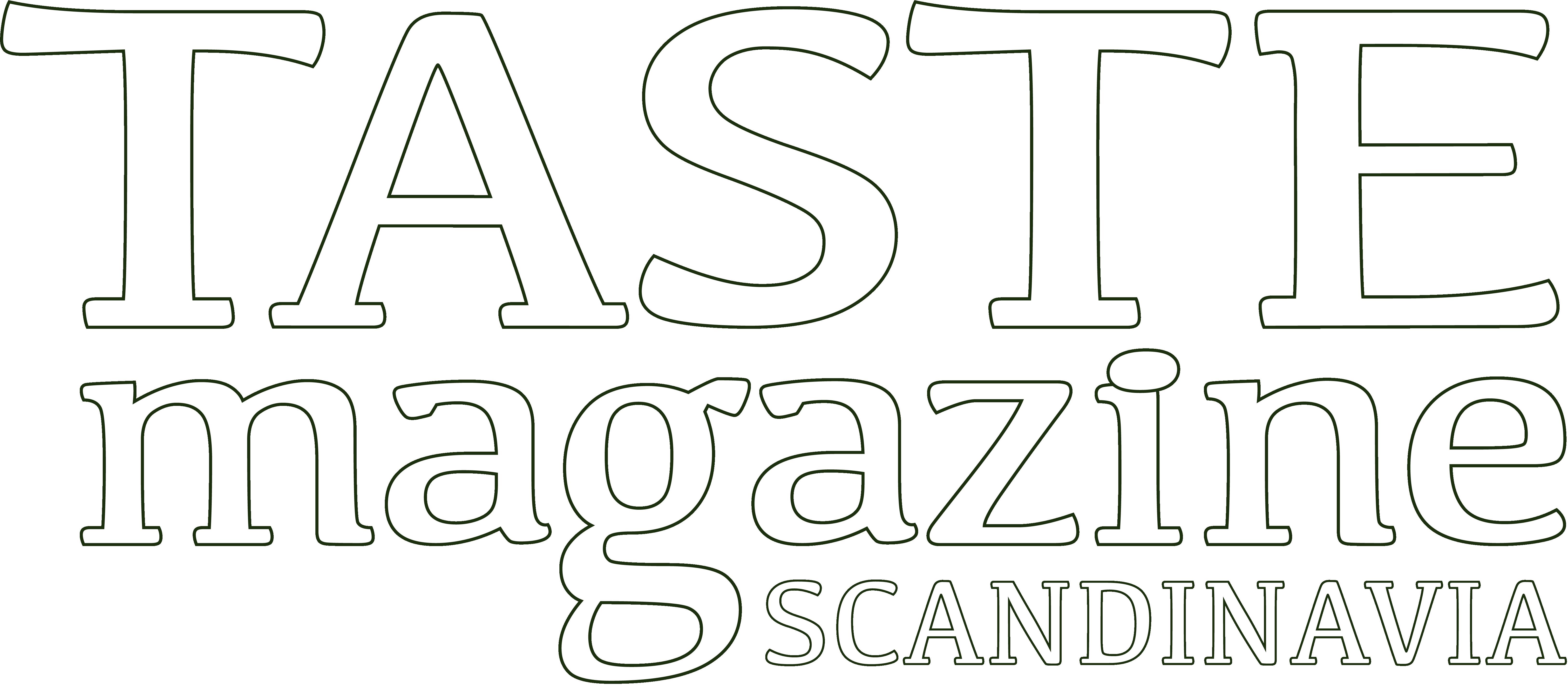 Taste Magazine Scandinavia